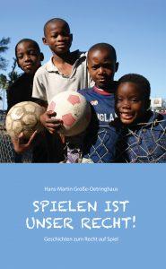 Buchcover: Spielen ist unser Recht!